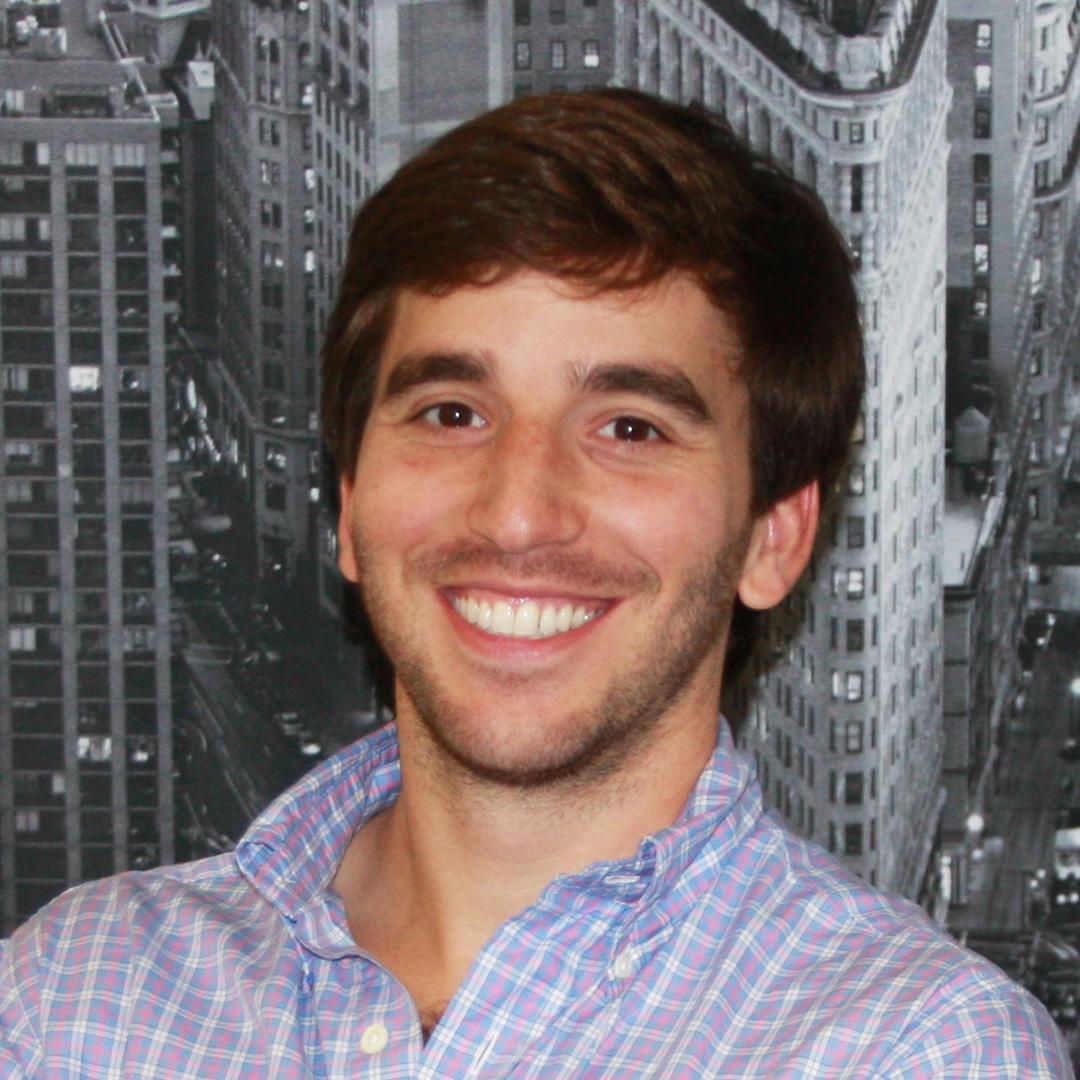 Candid portrait of Jonathan Wasserstrum, CEO