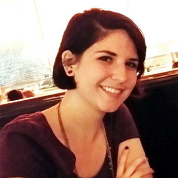 Candid portrait of Lauren Bolinger, Customer Experience